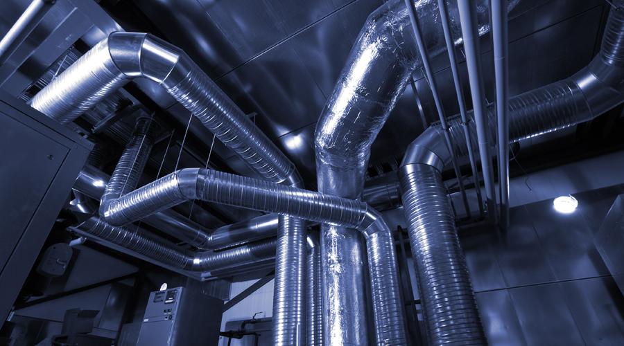 Проектирование систем вентиляции воздуха