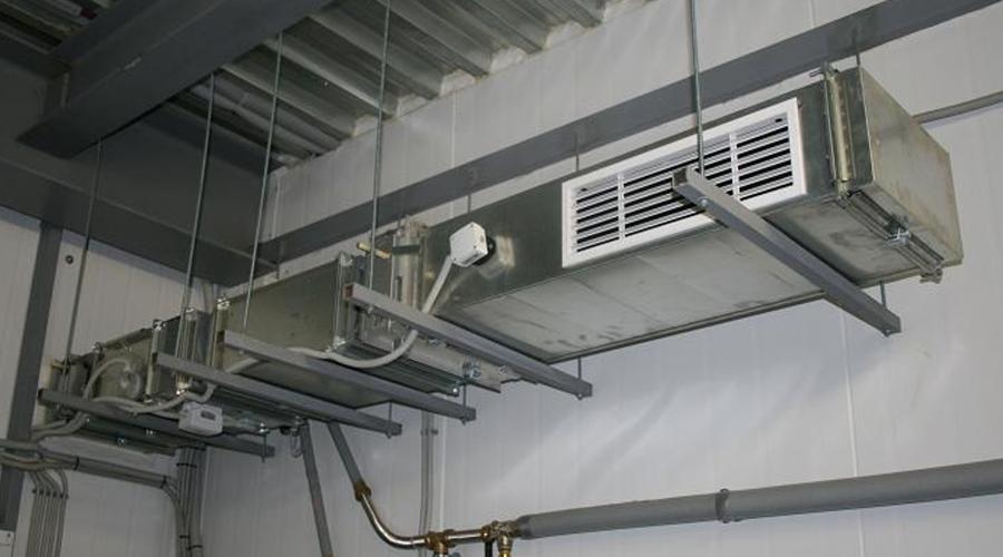 Монтаж приточной системы вентиляции кострома