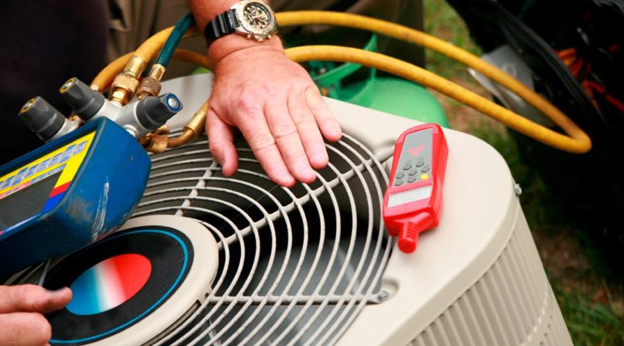 Обслуживание и ремонт систем вентиляции и кондиционирования