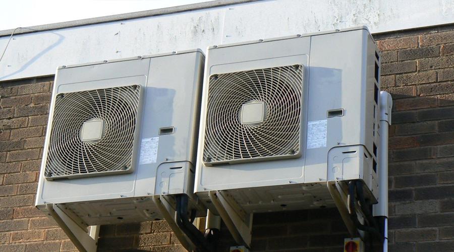 Установки кондиционирования воздуха