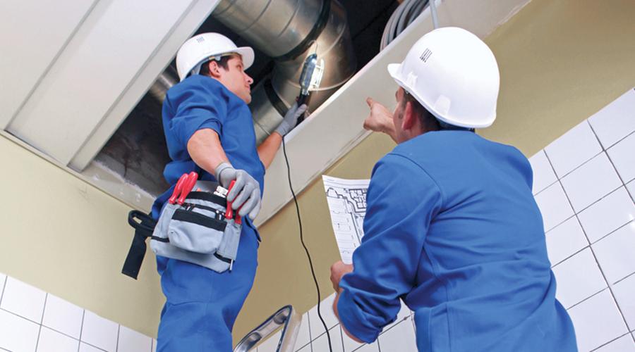 Обслуживание и ремонт систем вентиляции Костромаклимат